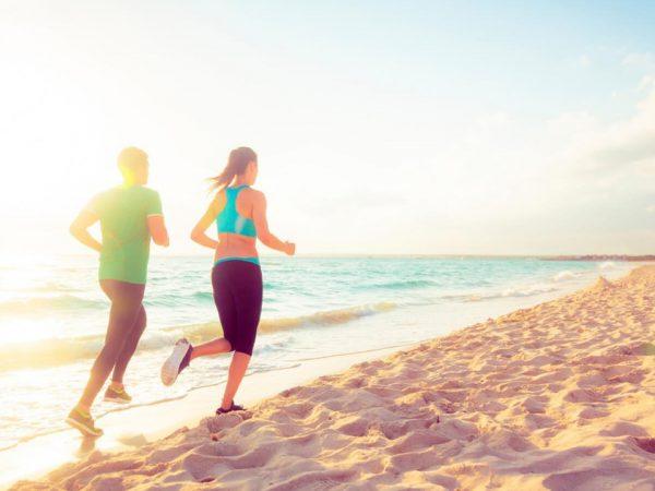 Saffire Freycinet Jogging