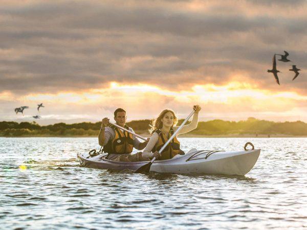 Saffire Freycinet Kayaking