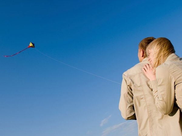 Saffire Freycinet Kite Flying