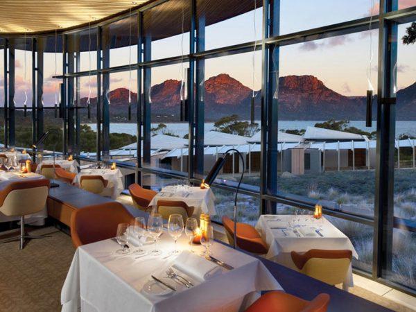 Saffire Freycinet Palate Restaurant