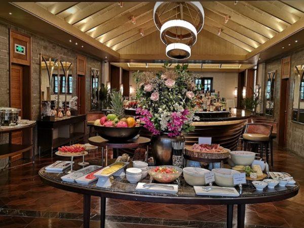 Shanghai Jianyeli Capella Hotel Food