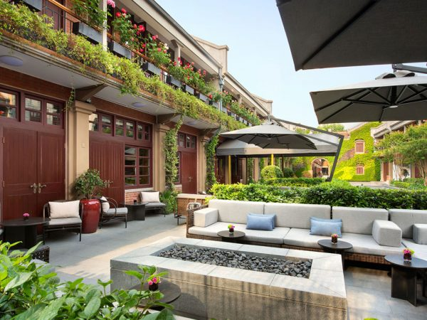 Shanghai Jianyeli Capella Hotel
