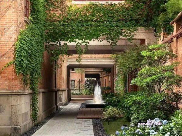 Shanghai Jianyeli Capella Hotel Hotel View