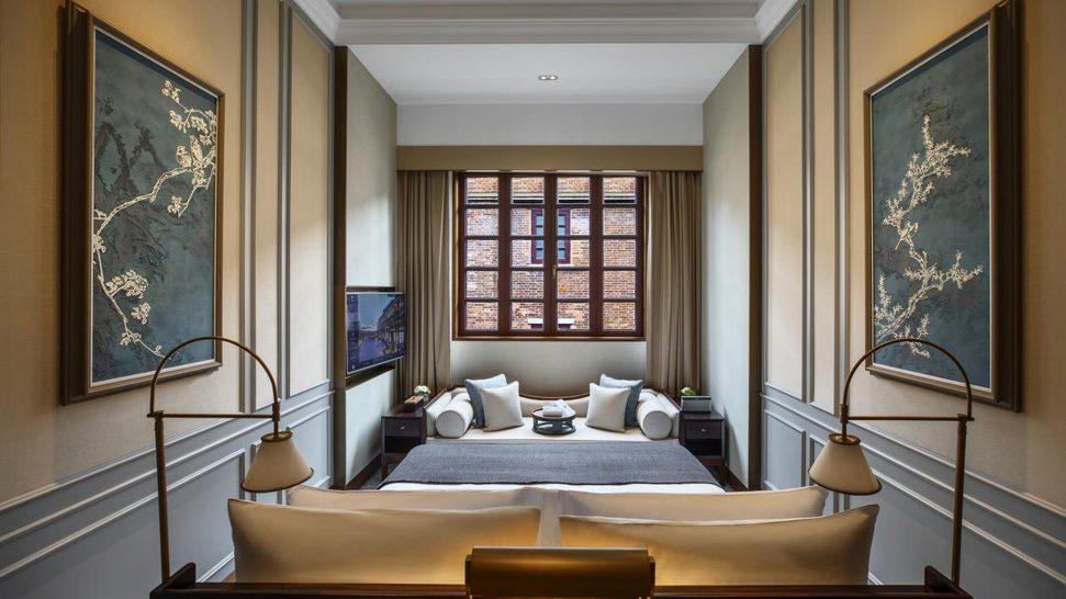 Shanghai Jianyeli Capella Hotel Shikumen