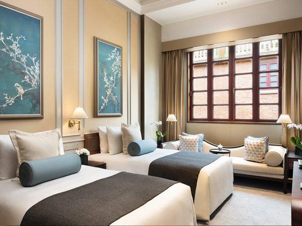 Shanghai Jianyeli Capella Hotel Shikumen Villas