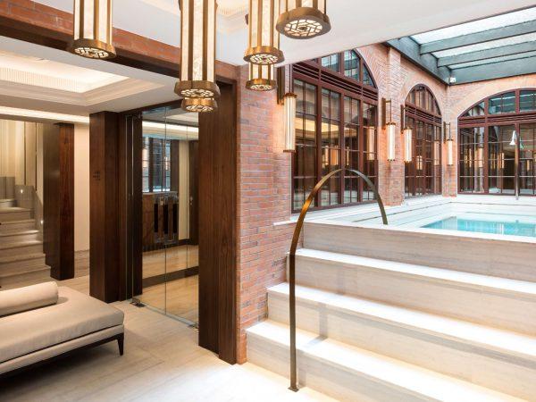Shanghai Jianyeli Capella Hotel Signatures