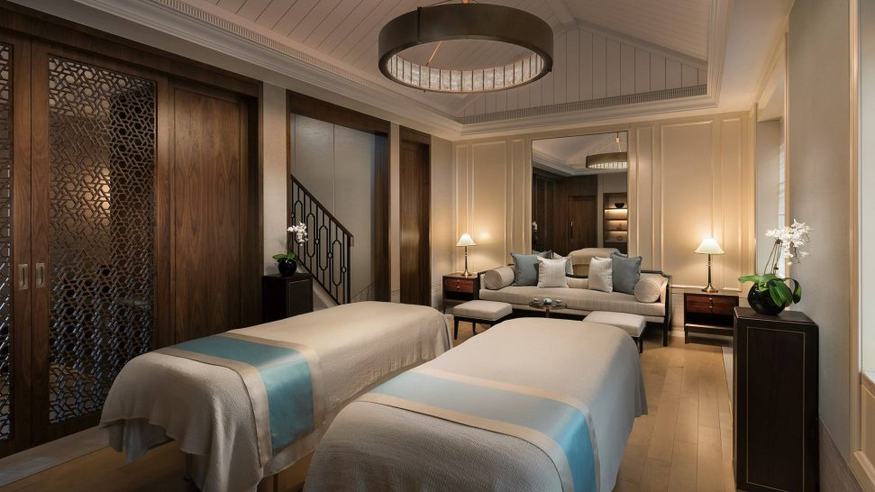 Shanghai Jianyeli Capella Hotel Spa