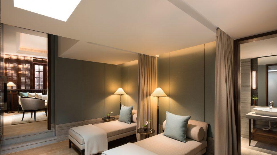 Shanghai Jianyeli Capella Hotel Spa Tratment Room