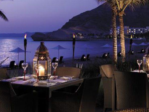 Shangri La Barr Al Jissah Resort and Spa Capri Court