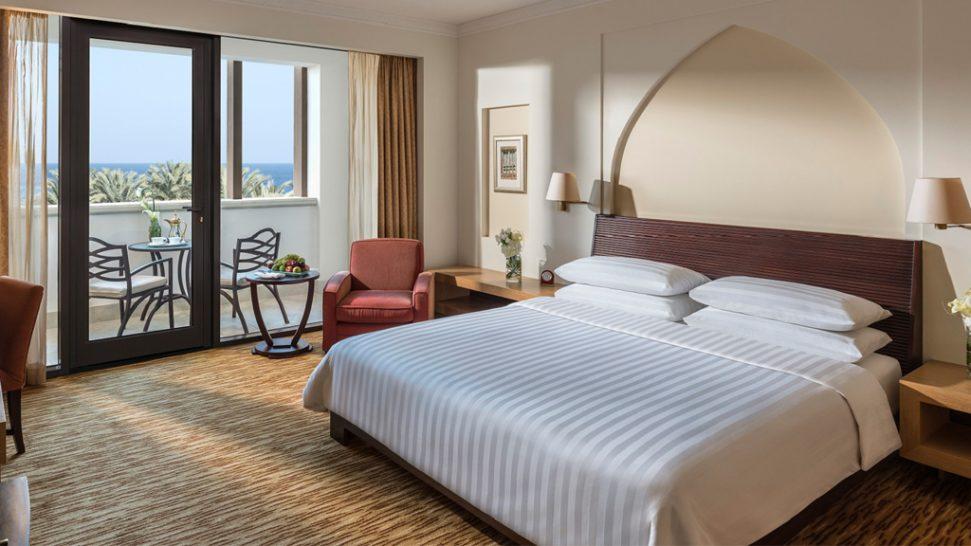 Shangri La Barr Al Jissah Resort and Spa Deluxe Room