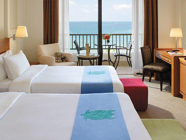 Shangri La Barr Al Jissah Resort and Spa Family Room