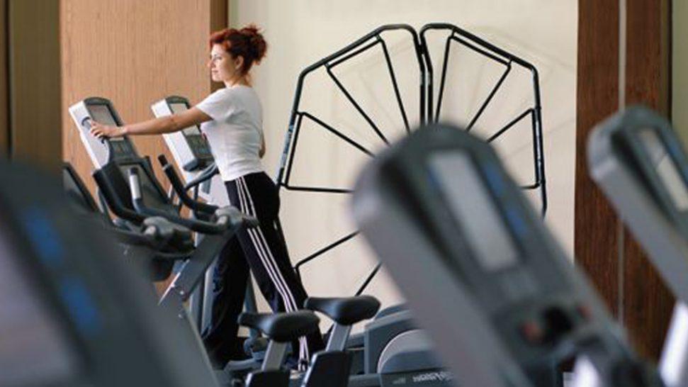 Shangri La Barr Al Jissah Resort and Spa Gym