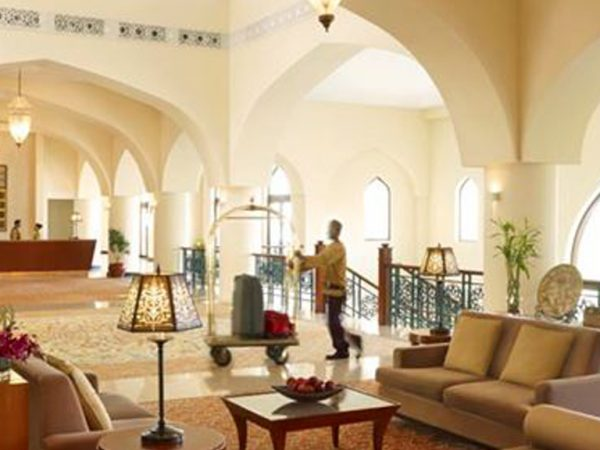 Shangri La Barr Al Jissah Resort and Spa Lobby Lounges