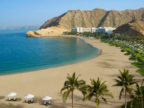 Shangri La Barr Al Jissah Resort and Spa Overview