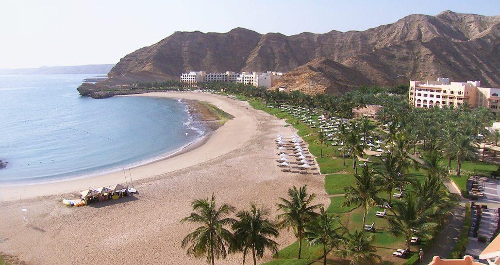 Shangri La Barr Al Jissah Resort and Spa Panorama