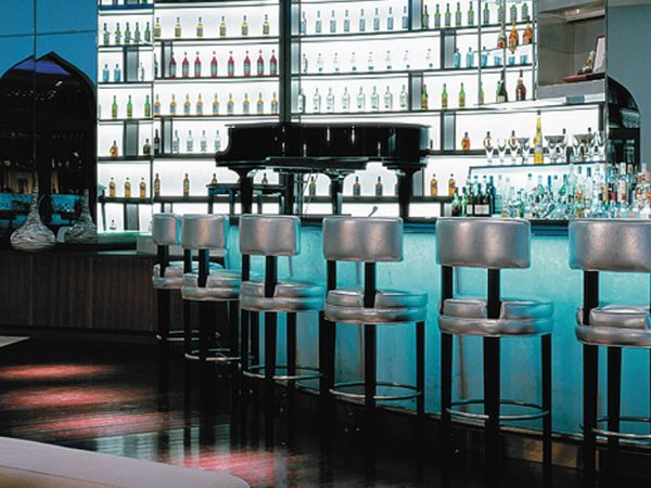 Shangri La Barr Al Jissah Resort and Spa Piano Lounge
