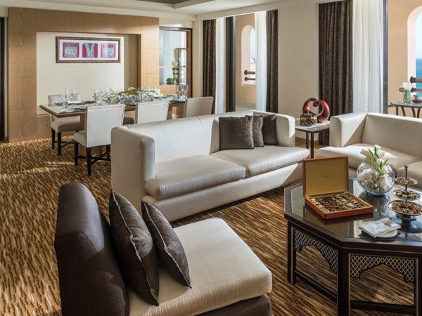 Shangri La Barr Al Jissah Resort and Spa Speciality Suite
