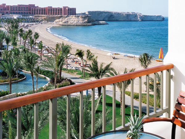 Shangri La Barr Al Jissah Resort and Spa Superior Sea View Room