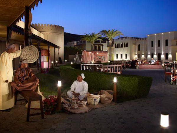 Shangri La Barr Al Jissah Resort and Spa heritage village