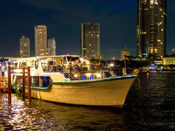 Shangri La Hotel Bangkok Cruise Horizon