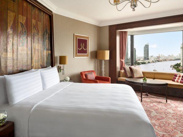 Shangri La Hotel, Bangkok Horizon Club Room