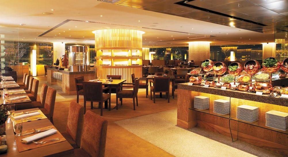 Shangri La Hotel Bangkok NEXT2 Cafe