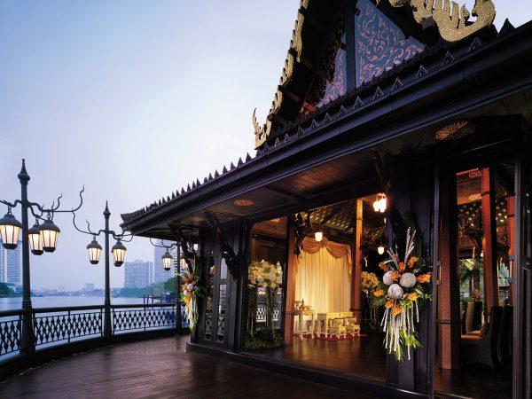 Shangri La Hotel Bangkok River SalathipShangri La Hotel Bangkok River Salathip