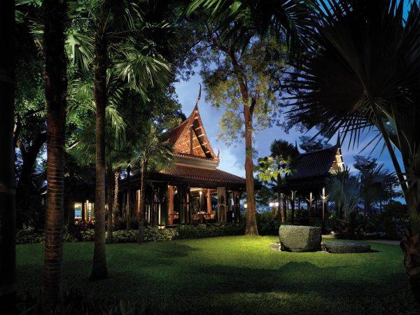 Shangri La Hotel Bangkok Salathip