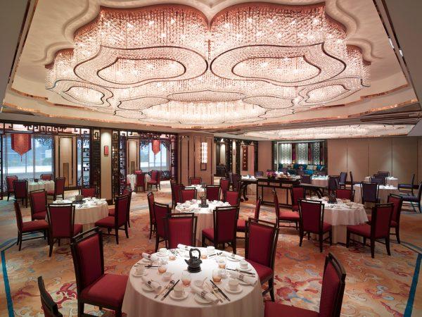 Shangri La Hotel Bangkok Shang Palace