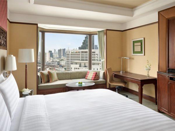 Shangri La Hotel, Bangkok Shangri La Wing Deluxe Room