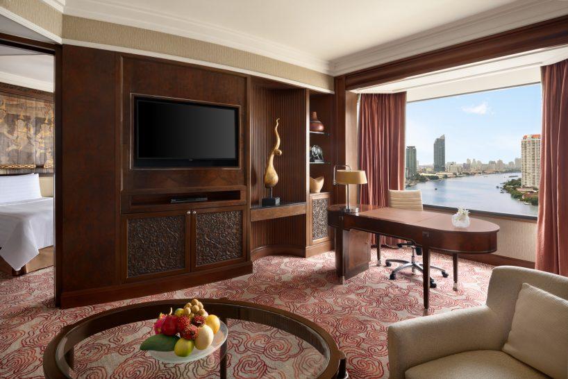 Shangri La Hotel, Bangkok Shangri La Wing Executive River View Suite