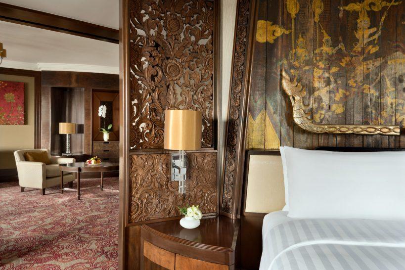 Shangri La Hotel, Bangkok Shangri La Wing Premier Suite