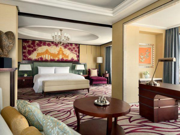 Shangri La Hotel, Bangkok Shangri La Wing Presidential Suite