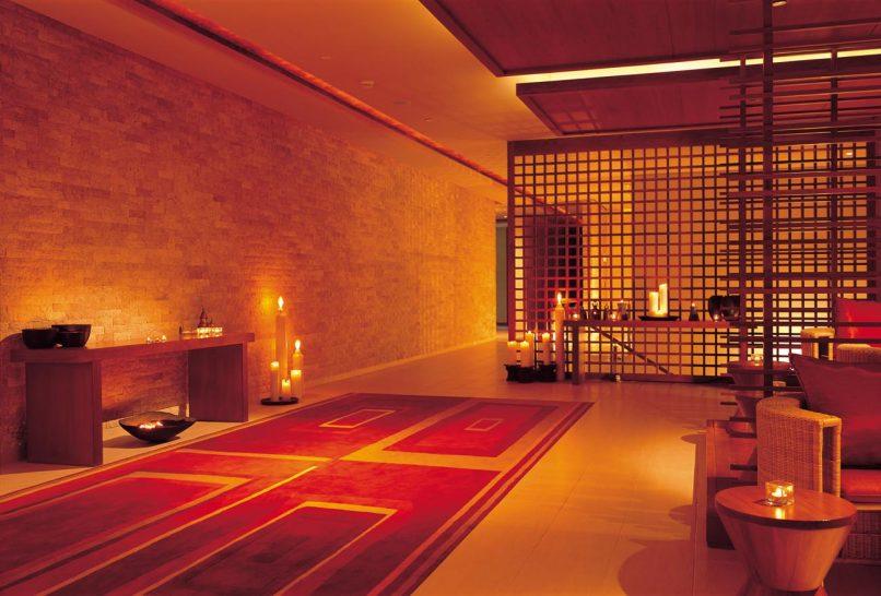 Shangri La Hotel Bangkok Spa