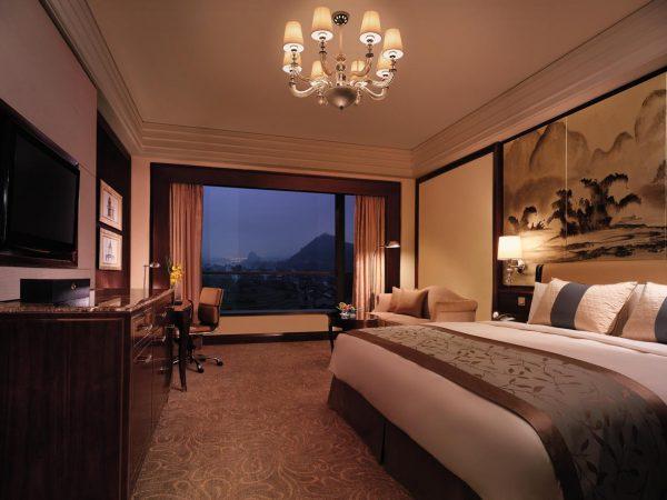 Shangri La Hotel Guilin Deluxe Room