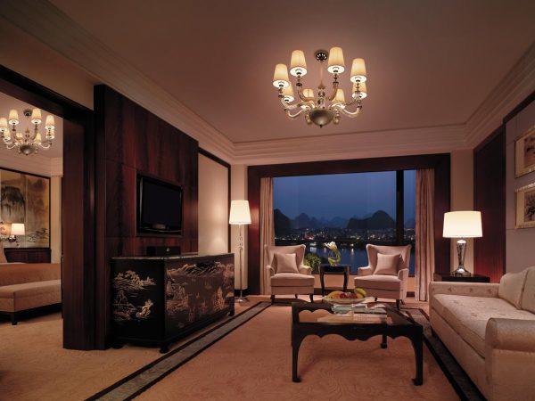 Shangri La Hotel Guilin Executive Suite