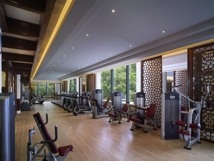 Shangri La Hotel Guilin Gym