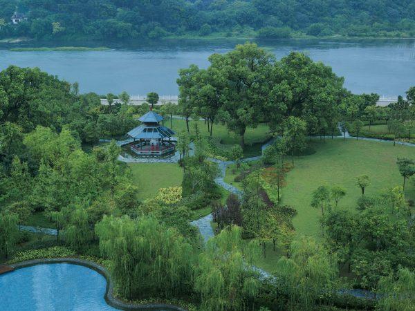 Shangri La Hotel Guilin Hotel Garden