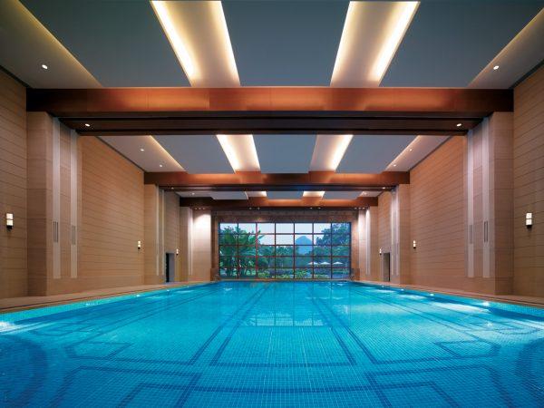 Shangri La Hotel Guilin Indoor Swimming Pool