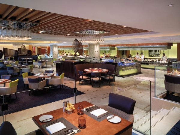 Shangri La Hotel Guilin Li Cafe