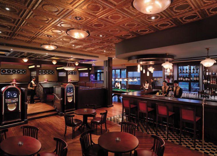 Shangri La Hotel Guilin U Bar