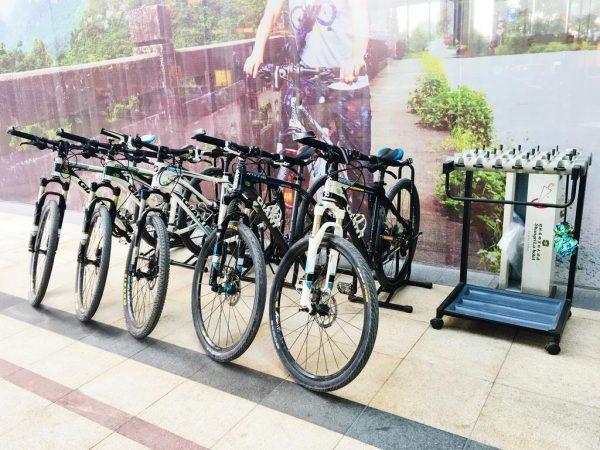 Shangri La Hotel Guilin Cycling