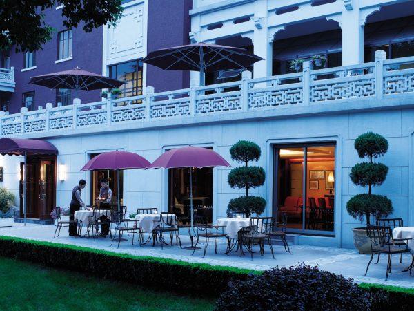 Shangri La Hotel Hangzhou Garden Bar