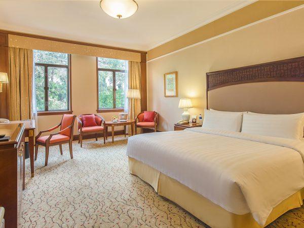 Shangri La Hotel Hangzhou Horizon Hillview Room