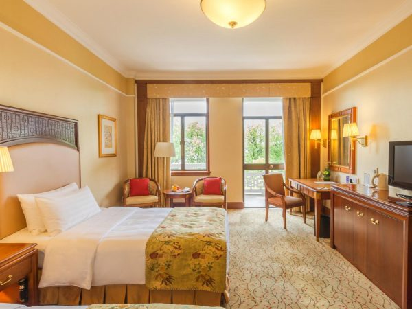 Shangri La Hotel Hangzhou Horizon Lakeside Gardenview Room