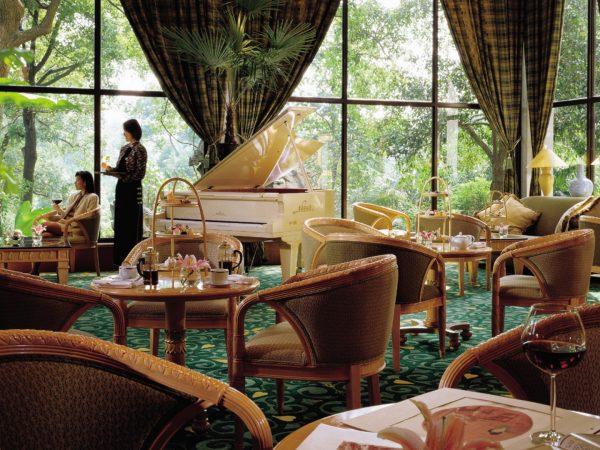 Shangri La Hotel Hangzhou Lobby Lounge