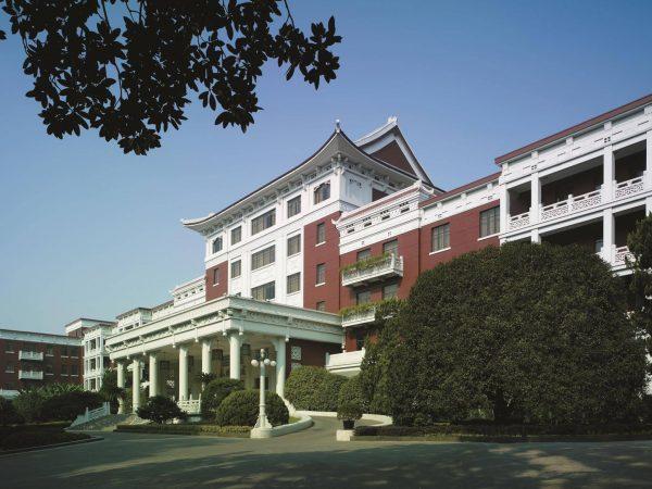 Shangri La Hotel Hangzhou hotel view