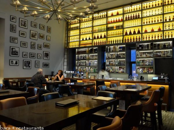 Shangri La Hotel Kuala Lumpur Arthur's Bar And Grill