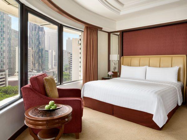 Shangri La Hotel Kuala Lumpur Deluxe Room