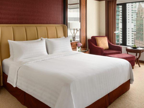 Shangri La Hotel Kuala Lumpur Executive Room